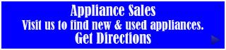 Appliance Sales - Get Directions